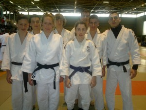 Délégation jujitsu