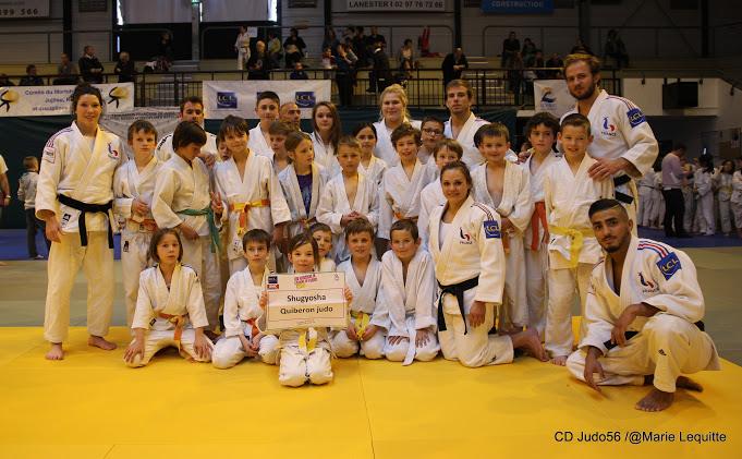 club judo quiberon